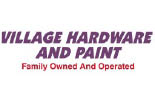 VALLEY PAINT & HARDWARE logo