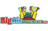 Big Air Amusements logo