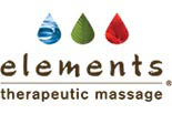 ELEMENTS THERAPEUTIC MASSASGE logo