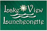 Lakeview Luncheonette logo