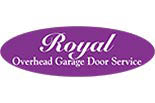 ROYAL GARAGE DOOR SERVICE logo