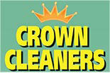 Crown Cleaners logo