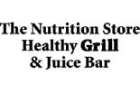 THE NUTRITION STORE logo