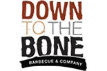 Down To The Bone Barbeque & Company logo