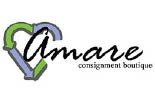 Amare Consignment Boutique logo