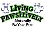 Living Pawsitively logo