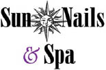 Sun Nails & Spa logo