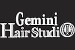 Gemini Hair Studio logo
