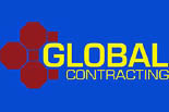 Global Contracting logo
