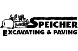 SPEICHER EXCAVATING & PAVING logo
