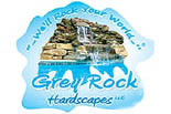 Grey Rock Hardscapes, LLC. logo