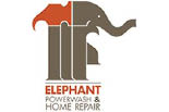 ELEPHANT POWER WASH & HOME REPAIR logo
