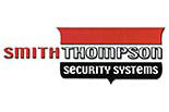 SMITH THOMPSON SECURITY SYSTEMS+ logo
