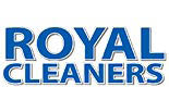 *ROYAL DRY CLEANING : logo