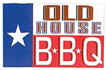 OLD HOUSE BBQ logo