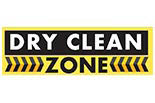 DRY CLEAN ZONE- PLANO logo