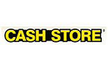 THE CASH STORE logo