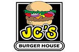 JC'S BURGER HOUSE- ADDISON logo