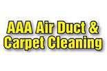 AAA AIR DUCT & CARPET CLEANING logo