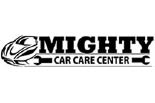 MIGHTY CAR CARE logo