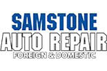 SAMSTONE AUTO REPAIR FOREIGN & DOMESTIC logo