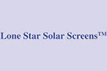 LONE STAR SOLAR SCREENS logo