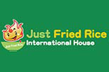 JUST FRIED RICE logo