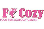 FCOZY REFLEXOLOGY CENTER logo