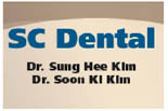 SC DENTAL logo