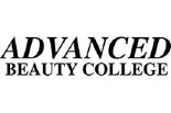 ADVANCED BEAUTY COLLEGE logo