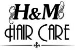 H&M HAIR CARE logo