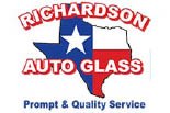 RICHARDSON AUTO GLASS logo