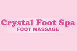 CRYSTAL FOOT SPA logo