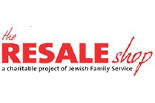 THE RESALE SHOP logo
