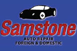SAMSTONE AUTO REPAIR FOREIGN & DOMESTIC-ALLEN logo