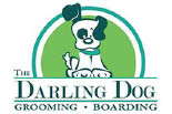 THE DARLING DOG logo