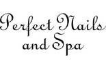 PERFECT NAILS AND SPA logo