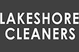 LAKESHORE CLEANERS logo