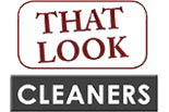 THAT LOOK CLEANERS logo