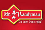MR. HANDYMAN logo
