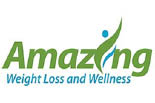 AMAZING WEIGHT LOSS AND WELLNESS logo