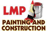 LMP PAINTING & CONSTRUCTION logo