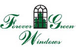 FOREVER GREEN WINDOWS logo