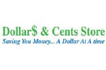 DOLLAR & CENTS logo