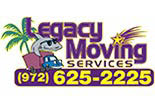 LEGACY MOVING SERVICES logo
