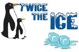 TWICE THE ICE logo
