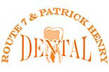 ROUTE 7 & PATRICK HENRY DENTAL logo