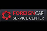 FOREIGN CAR SERVICE CENTER logo