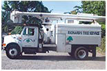 RICHARDS TREE SERVICE logo