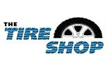THE TIRE SHOP logo
